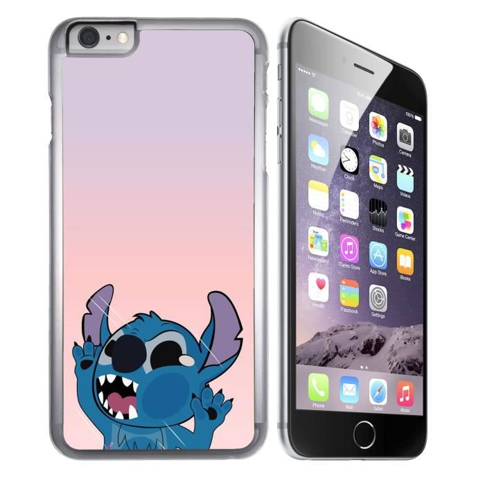 coque iphone 6 6s stitch vitre