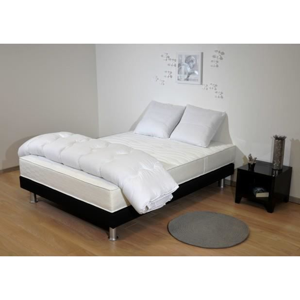 matelas sommier marion taille 160 x 200 cm achat vente ensemble literie cadeaux de. Black Bedroom Furniture Sets. Home Design Ideas