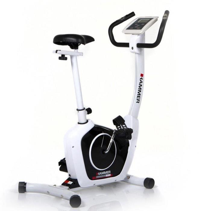 VÉLO D'APPARTEMENT Vélo d Appartement Hammer Cardio T1 motorisé 4851