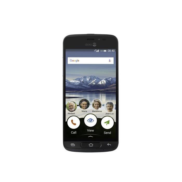 SMARTPHONE Doro 8040 Smartphone 4G LTE 16 Go microSDHC slot G