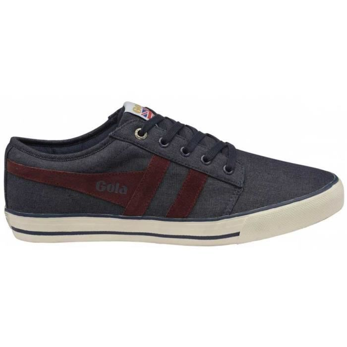 Chaussure Basse Gola Granite Navy Burgundy Homme Pointure 44 Am5IWi4hk