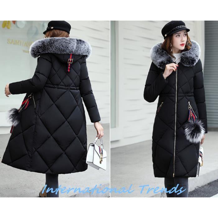 cherche manteau femme hiver)
