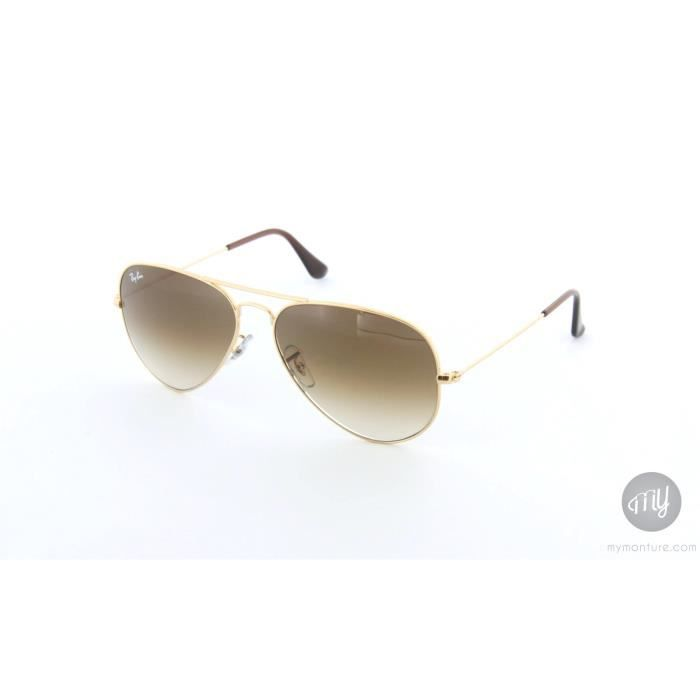 ray ban aviator taille 55 pas cher