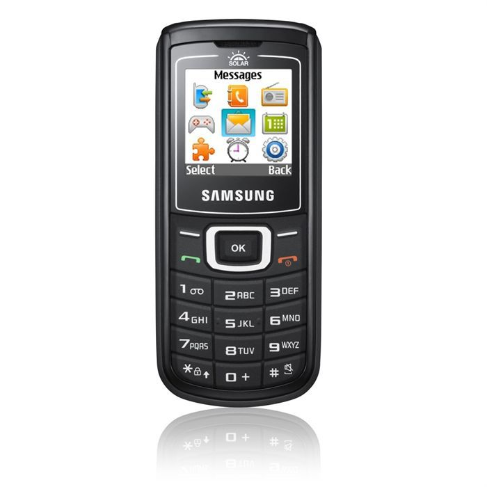 samsung sgh e1107 t l phone portable prix pas cher. Black Bedroom Furniture Sets. Home Design Ideas
