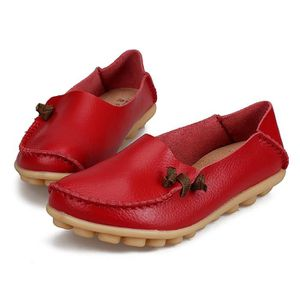Comfort Walking Cute Flat Loafer C63ZY Taille-39 kjEluD5v