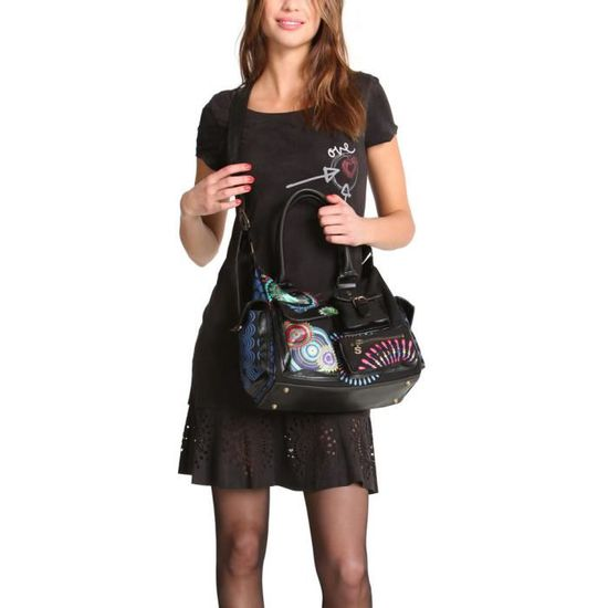 Sac Desigual Eclipse Med Achat London Vente 8nvmN0w