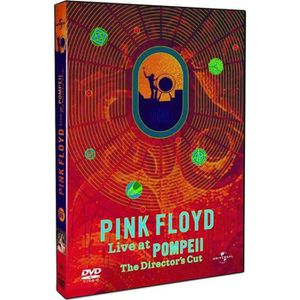 DVD MUSICAL DVD The pink floyd : live at pompei, the direct...