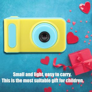 APPAREIL PHOTO RÉFLEX Enfants Cartoon Mini Digital Mignons 8MP Caméra Vi