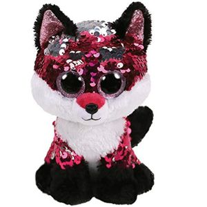 PELUCHE Peluche WTG62 Ty Flippables Jewel - Taille moyenne