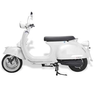 SCOOTER E-ROAD Scooter Electrique 1500 W  Blanc