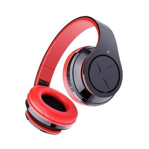CASQUE - ÉCOUTEURS OVLENG Pliable stéréo casque sans fil Bluetooth ca