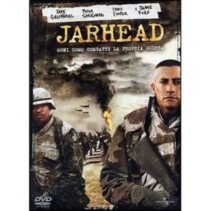 DVD FILM Jarhead [DVD] chris cooper; jake gyllenhaal; sam m
