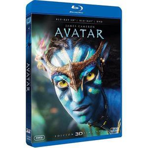 DVD FILM Avatar - Edición 3D Limitada (BD 3D + BD + DVD) [B
