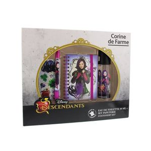 EAU DE TOILETTE Coffret The Descendants Eau de Toilette + Carnet +