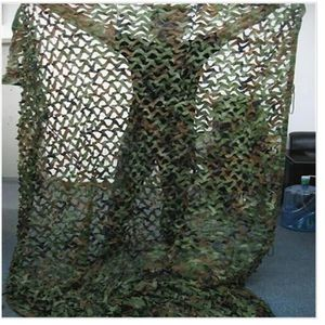 FILET ANTI-CHUTE 2M X 3M Camouflage Net Woodlands Leaves Couverture