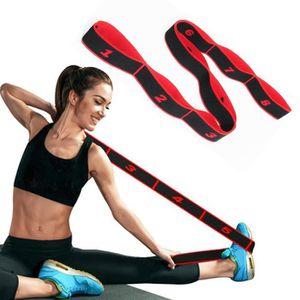 pour Yoga Bandes de R/ésistance avec poign/ées Ancre de Porte et Sangles Pied Dustgo Elastique de sport musculation Fitness et Entra/înement Bandes de Fitness Elastiques Kit