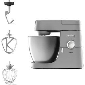 ROBOT DE CUISINE Robot pâtissier Kenwood KVL4115S Chef XL Silver •