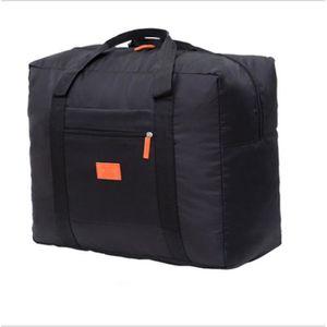 SAC DE VOYAGE 1PCS Sac Bagages Cabine Voyage Rangement Pliable I