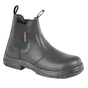 BOTTINE Grafter - Bottines de sécurité en cuir - Homme