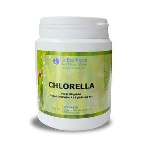 TONUS - VITALITÉ Chlorella - 200 gélules