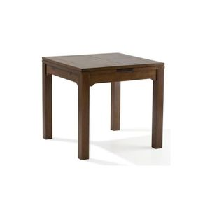 Table a manger largeur 80 cm extensible achat vente for Table extensible 80 cm de large