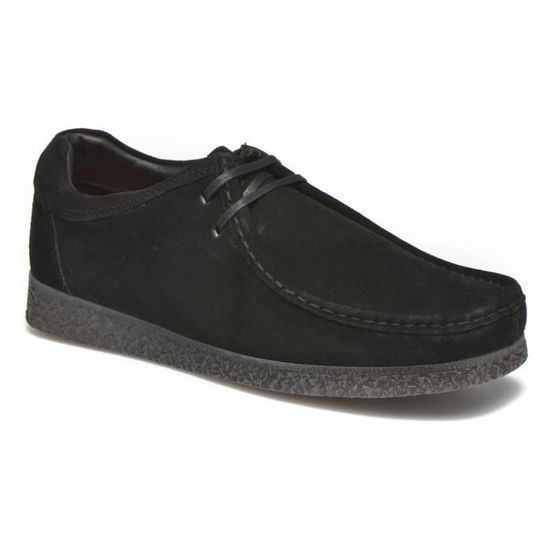 Boots Noir Wallabee London Genesis Chaussures Base Homme wxHazqqp