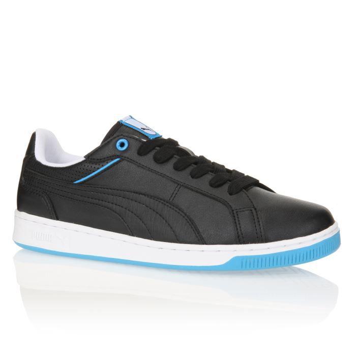PUMA Chaussure Court Attaque FS 4 Homme Noir et blanc