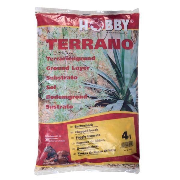 Copeaux de hetre Terrano 4L - Hobby