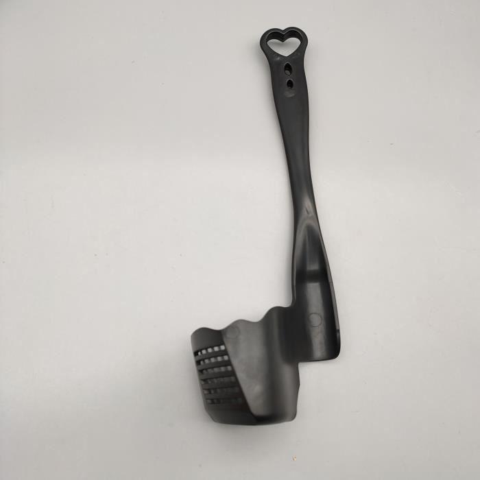 Spatule rotative pour Thermomix pour TM5-TM6-TM31 enlever, écoper et découper robot culinaire access - Modèle: Black - WMCFQTA01383