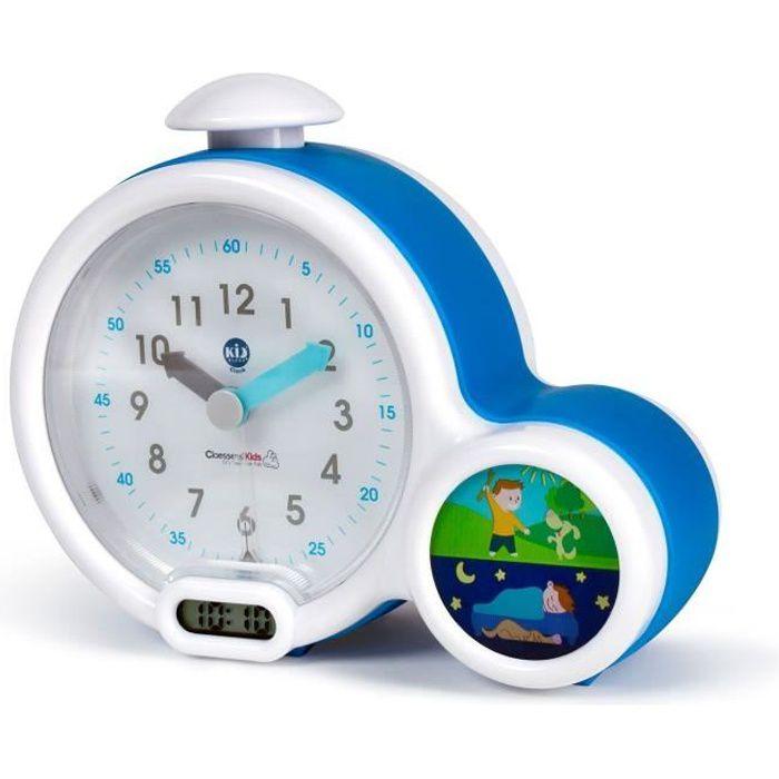 Claessens'Kids Réveil & indicateur de sommeil Kid'Sleep Bleu