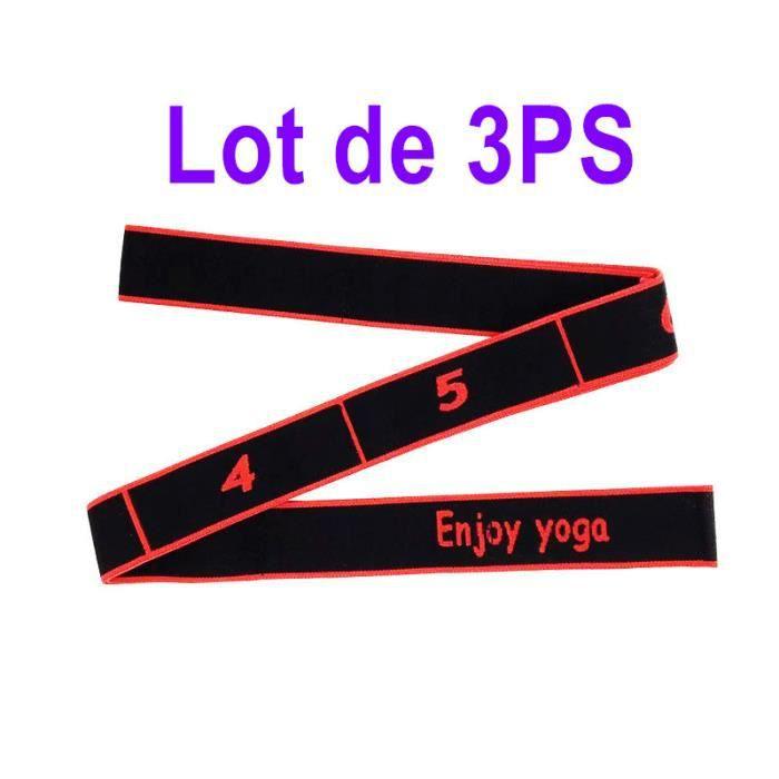 Elastique fitness Sport Bandes de résistance musculation adultes/enfant élastique yoga danse elastiband corde ruban extenseur sangle