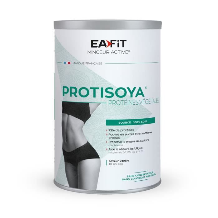 EAFIT Potisoya® Vanille - 320 g