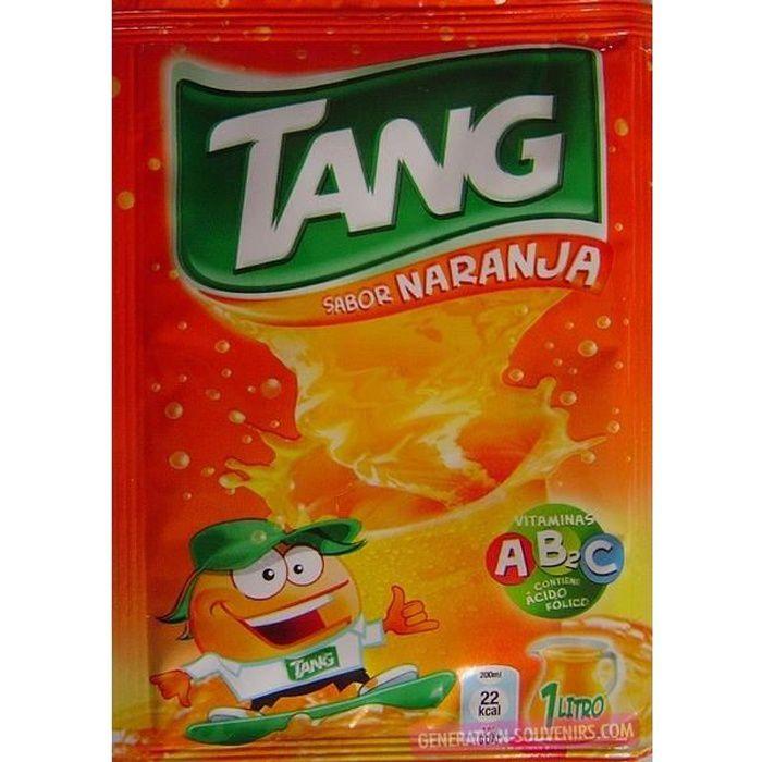 Boisson Tang à l'orange