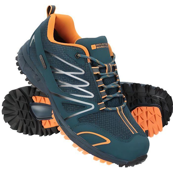 Mountain Warehouse Chaussures Homme Running Sport Imperméable Semelle Eva