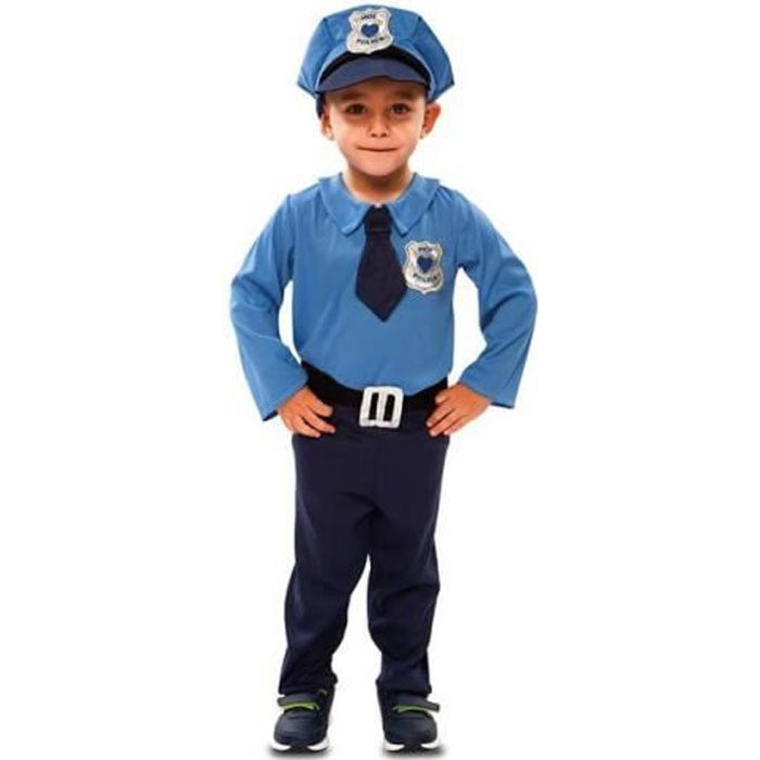 Déguisement de Police Local pour bébé