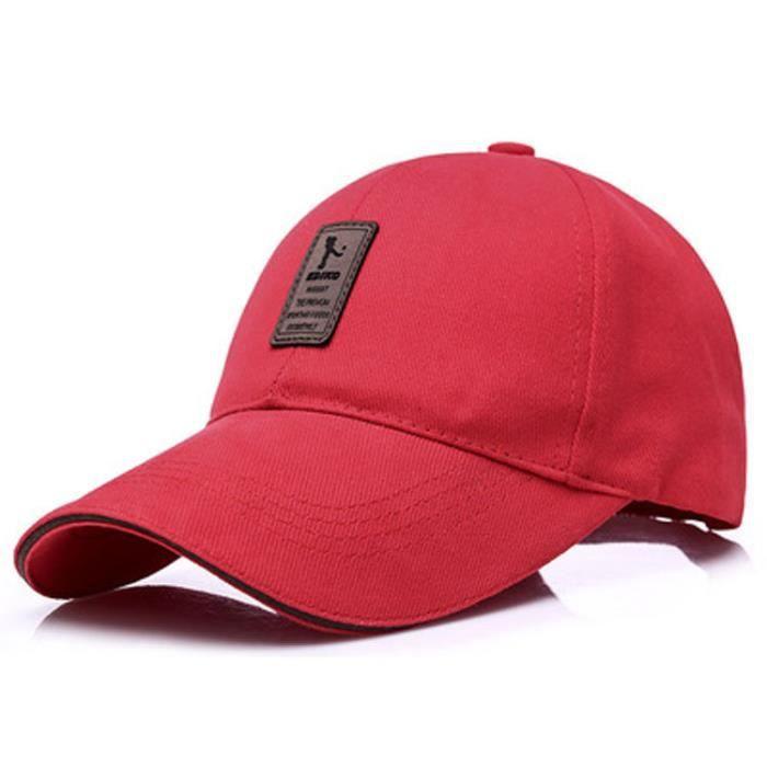 Nouvelle Casquette de Baseball Homme/Femme,Chapeau en coton d'Automne/Printemps,Hip-Hop,Chapeau de soleil pour sports de plein air