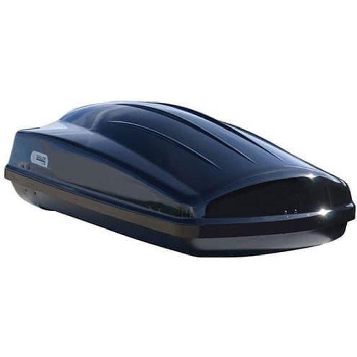 Coffres de toit Voyager noir 440 L - Charge max 75Kg -3760035025108