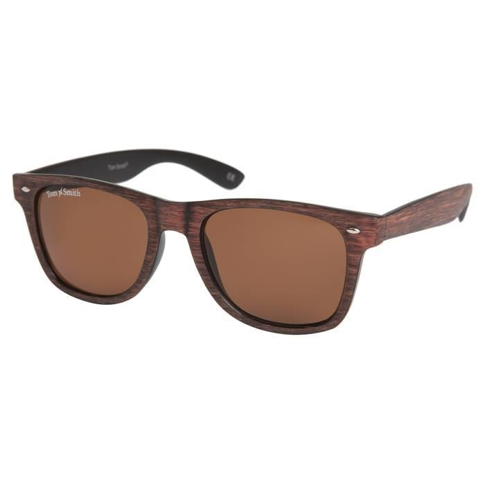 TOM SMITH Lunette Tom Smith Sts03108 Noir/Bois