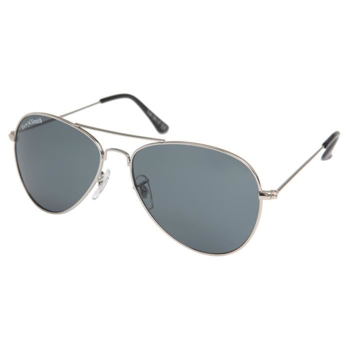 TOM SMITH Lunette Tom Smith Sts04108 Argent/Noir