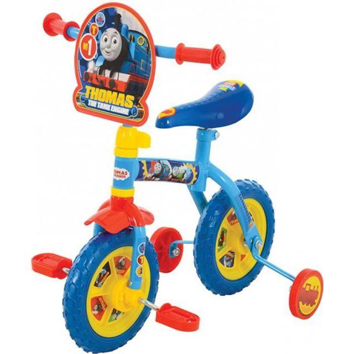 Thomas et ses amis 2 en 1 10 vélo de formation de pouce