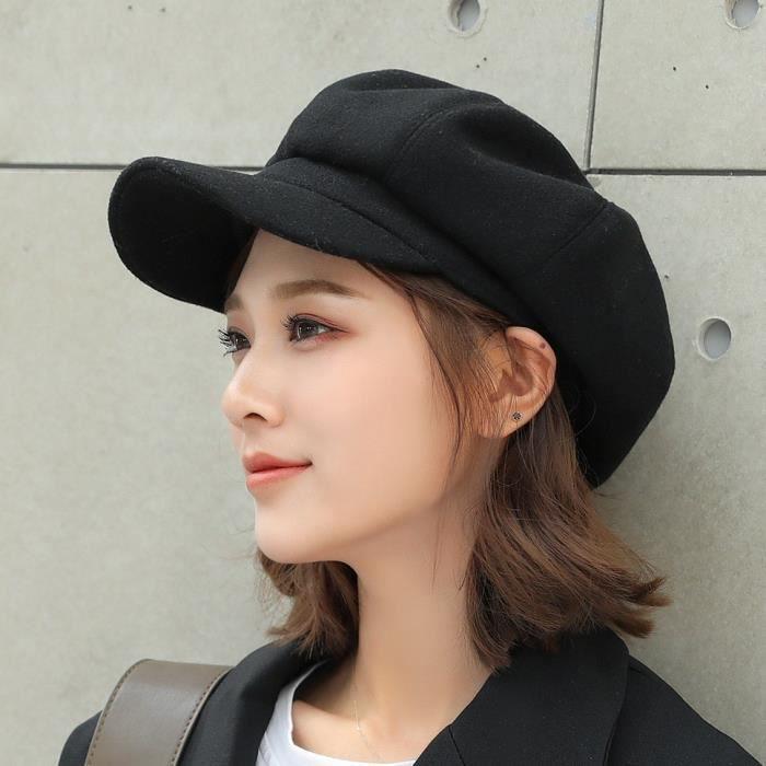 casquette femme classe
