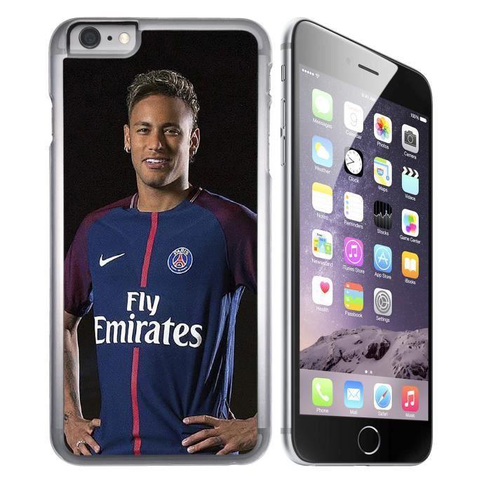 Coque iPhone 8 Neymar PSG