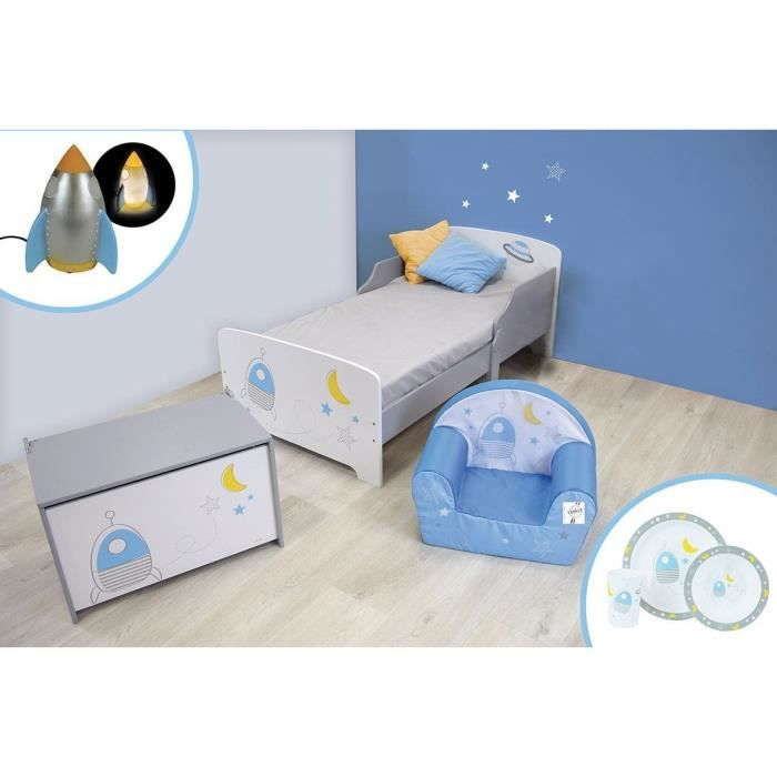 FUN HOUSE Espace pack chambre enfant complète - Pack aléatoire