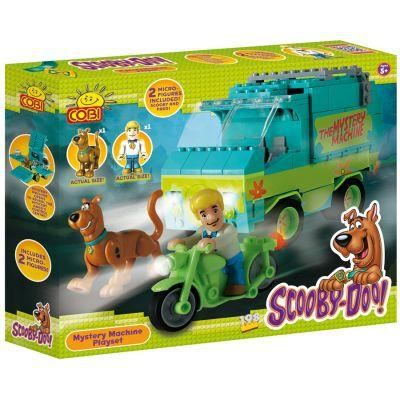 scooby doo 23210 mystery machine set 198 pces achat. Black Bedroom Furniture Sets. Home Design Ideas