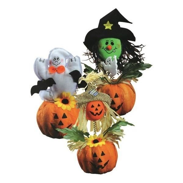 D coration halloween 22cm achat vente d co de f te for Decoration murale halloween