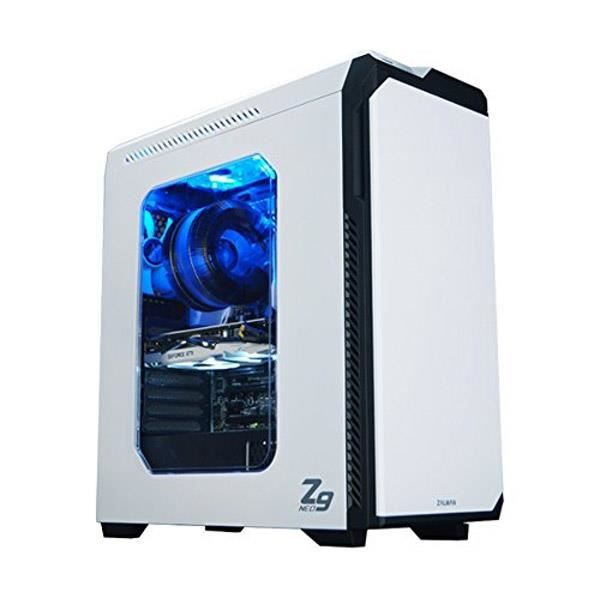 BOITIER PC  Boitier ZALMAN Z9 Neo Blanc