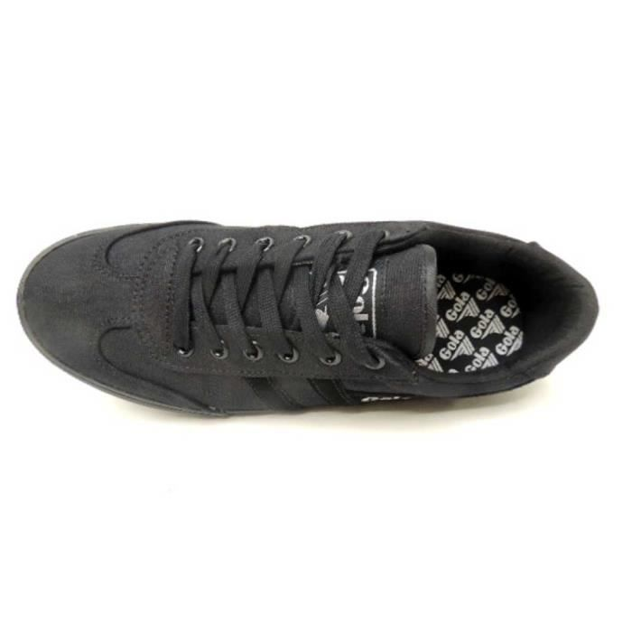 Chaussure Basse Gola Varsity Black Homme Pointure 43