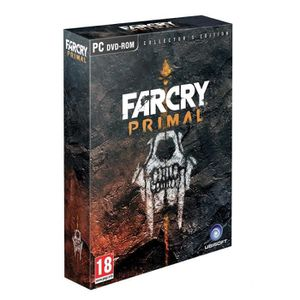 JEU PC Far Cry Primal Edition Collector Jeu PC