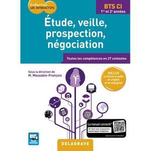 MANUEL BTS Etude veille propection négociation BTS commerce i