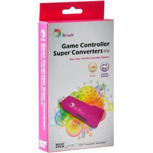 ADAPTATEUR MANETTE Brook USB Adaptateur sans fil de Manette Contrôleu